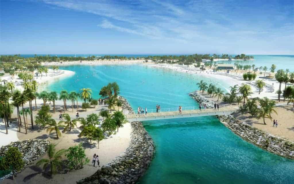 MSC Ocean Cay Marine Reserve