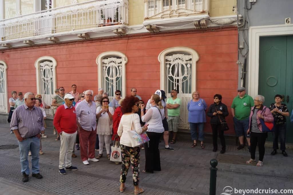 Cadiz cruise excursion group tour
