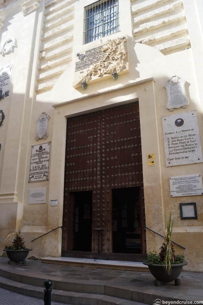 Cadiz Parliament