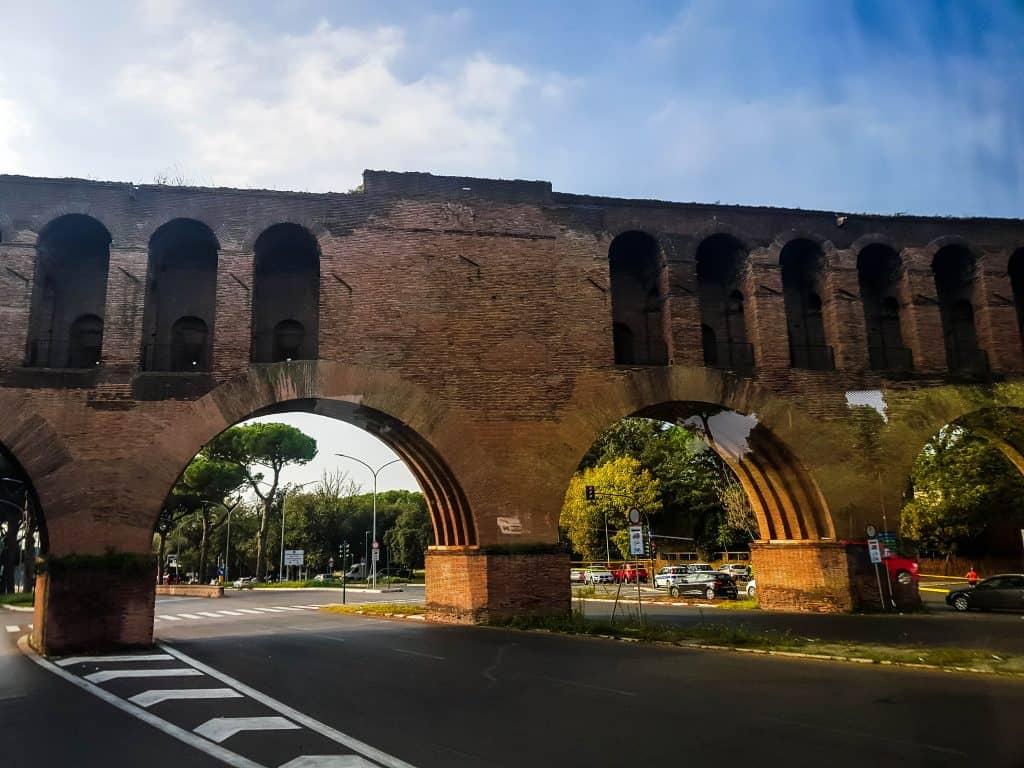 Rome - City walls
