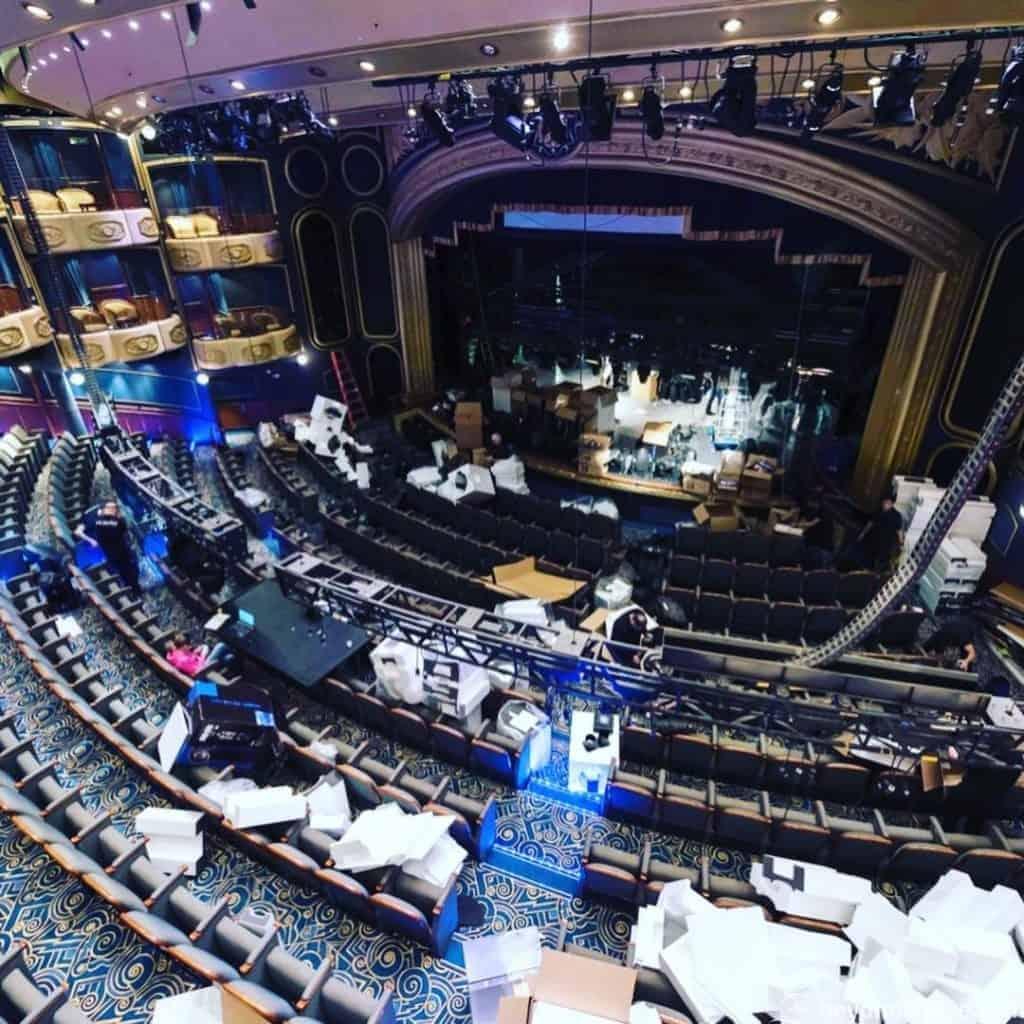 Queen Elizabeth Royal Court Theatre