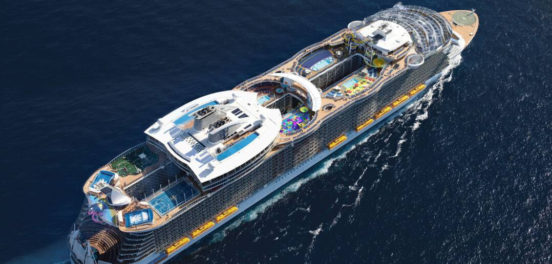Harmony of the Seas - Ultimate Abyss slide preview