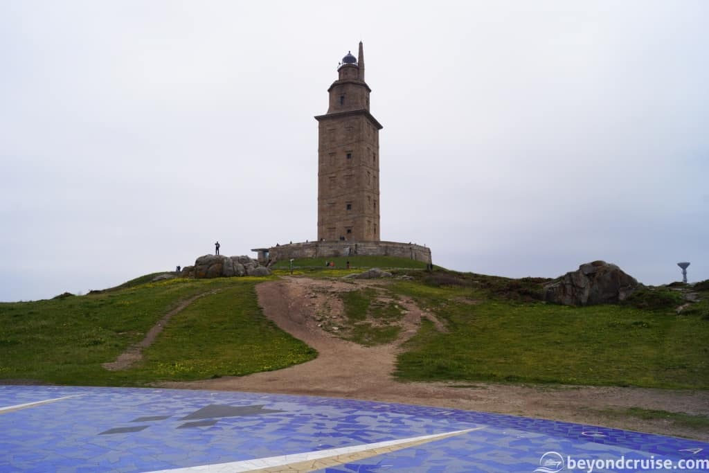 La Coruna Tower of Hercules