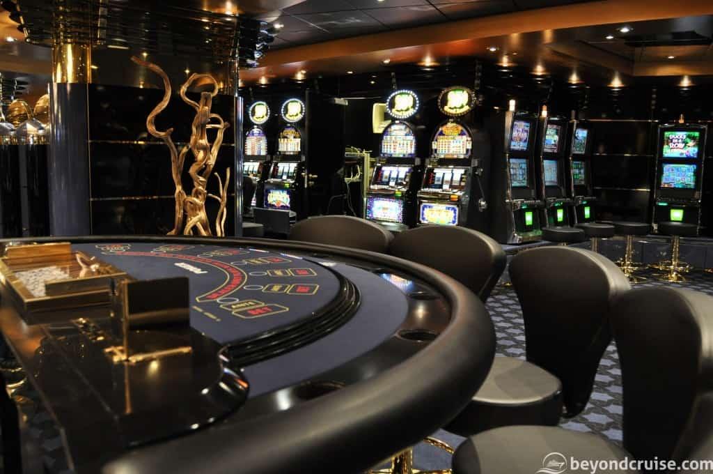 MSC Magnifica Atlantic City Casino