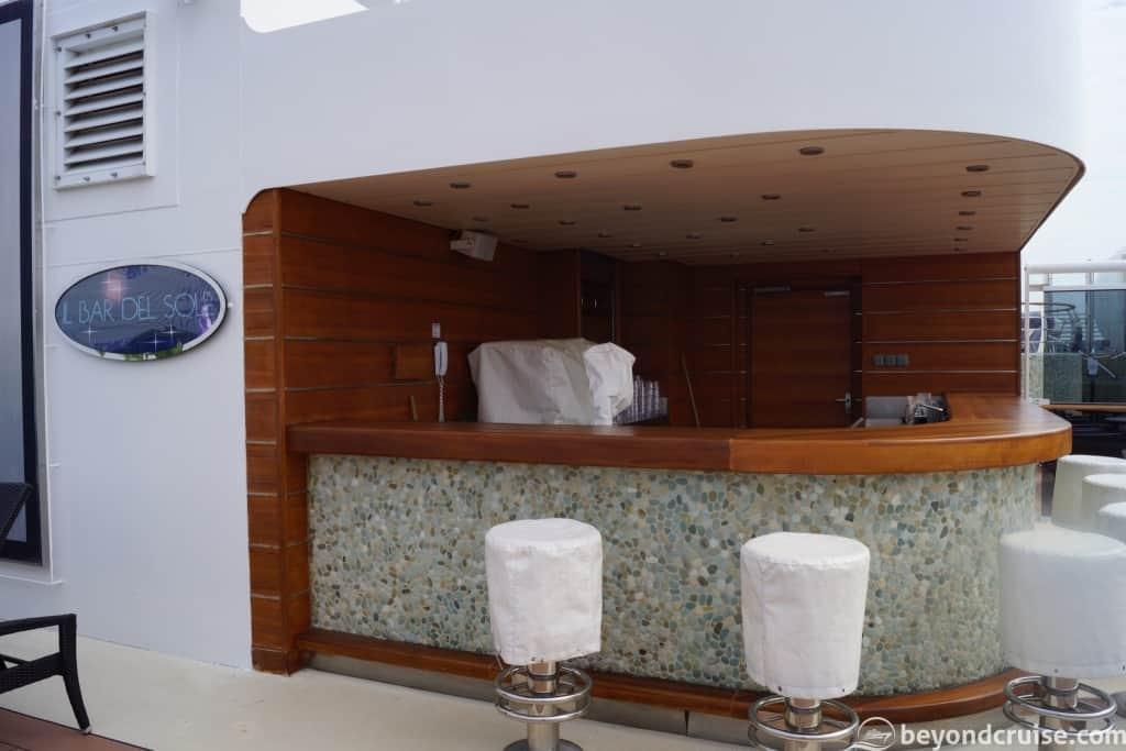 MSC Magnifica Il Bar Del Sole