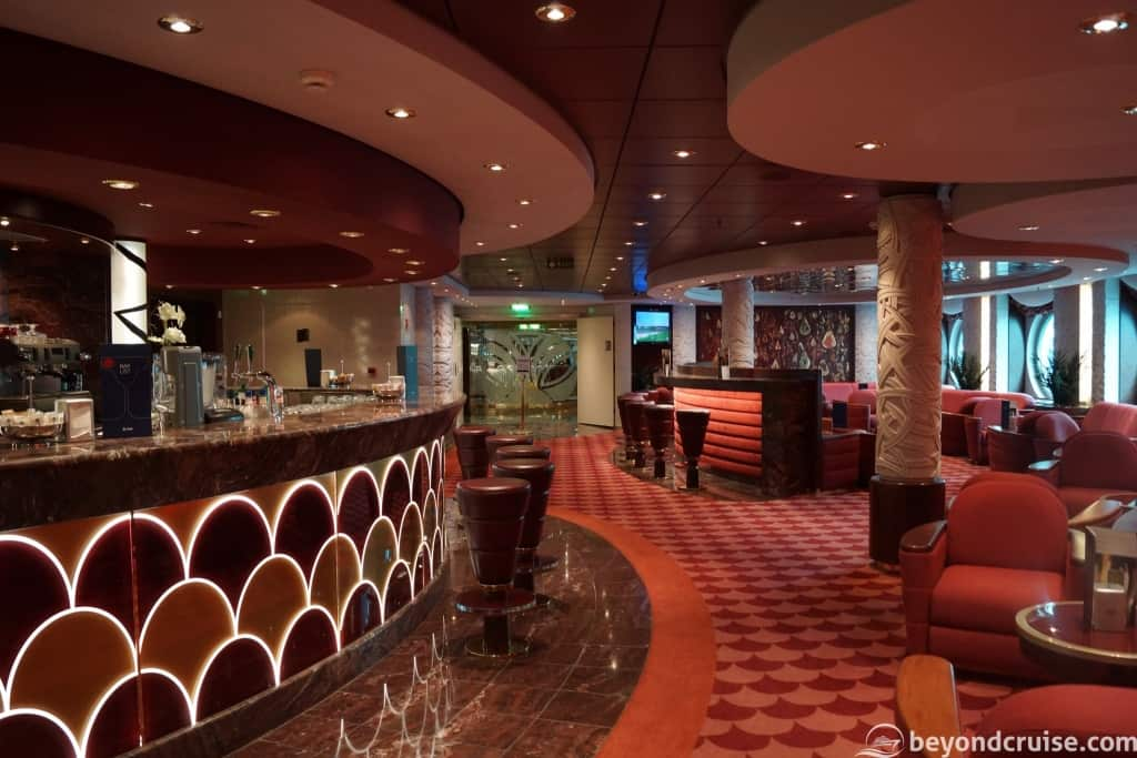MSC Magnifica Le Gocce Bar