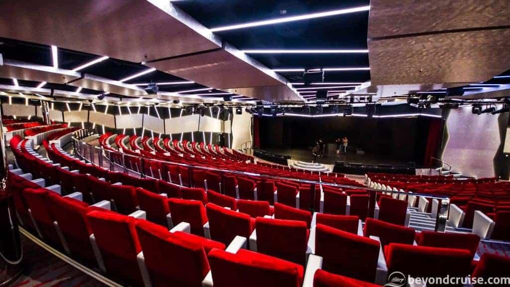 MSC Meraviglia Broadway Theatre
