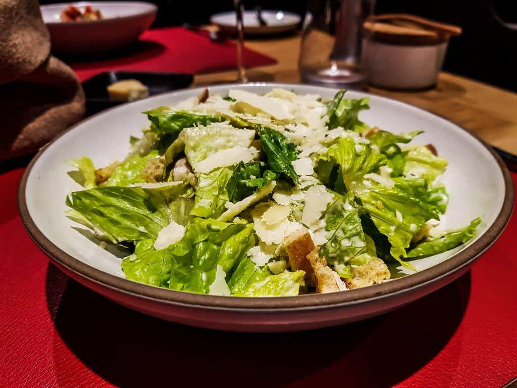 Butcher's Cut Caesar Salad