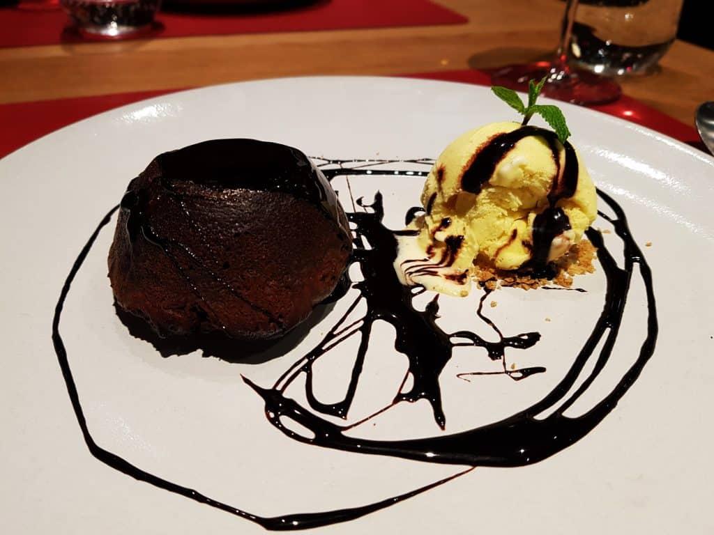Butcher's Cut - Chocolate Lava Cake