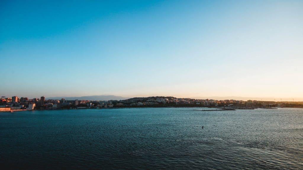 Cagliari Sunrise