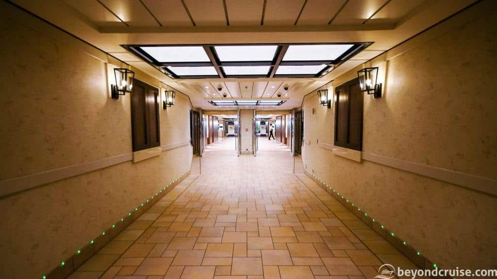 MSC Meraviglia Marketplace buffet entrance
