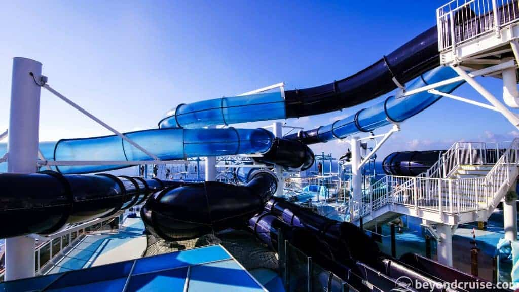 MSC Meraviglia Polar Aquapark