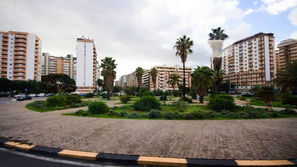 Palermo roundabout