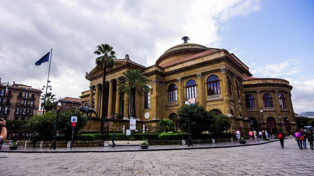 Palermo Massimo Theatre