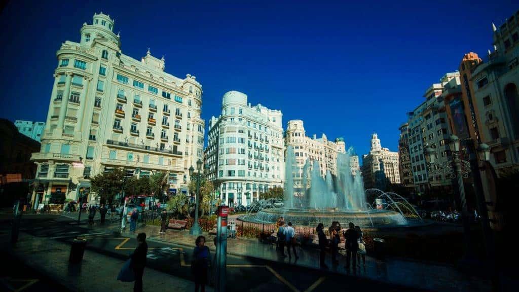 Valencia Buildings
