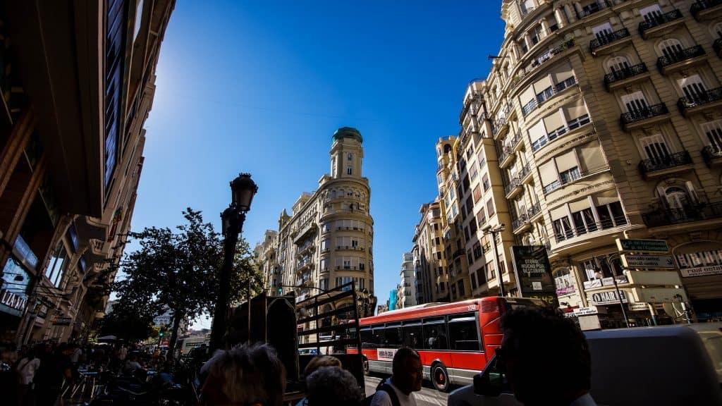 Valencia City Streets