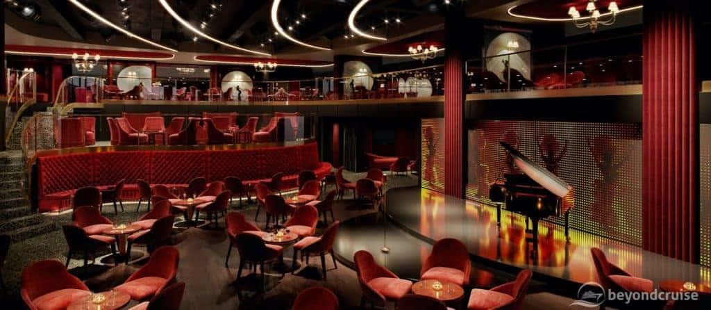 MSC Seashore Aft Lounge preview