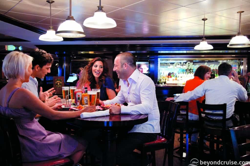 O'Sheehan's Neighborhood Bar & Grill on Norwegian Epic
